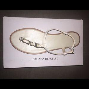 Banana Republic Maria Sandals Size 8